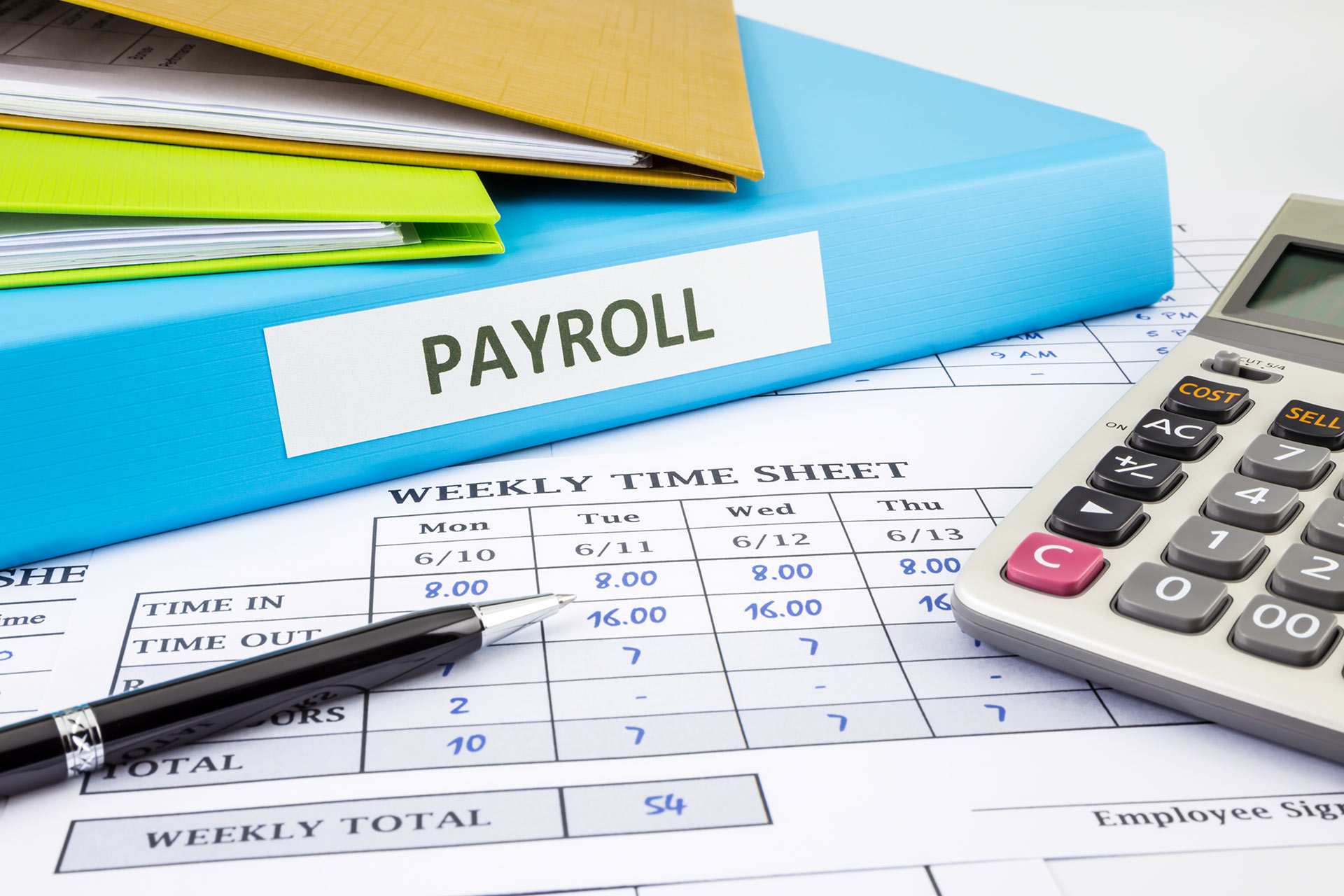 Don't Make These Payroll Processing Common Mistakes!